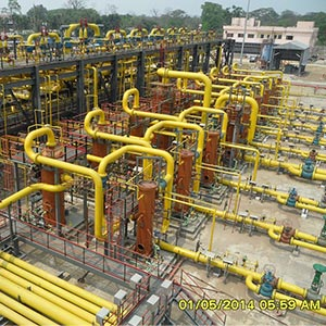 Oil and Gas infrastructure | Kalpataru Power Transmission Limited